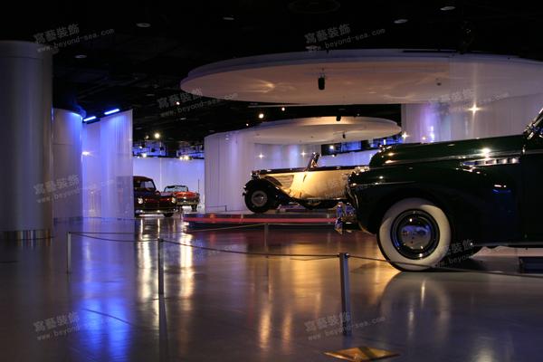 汽车博物馆展厅设计图片16