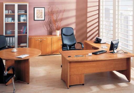 装饰壁画及造型配图-办公室装修图片