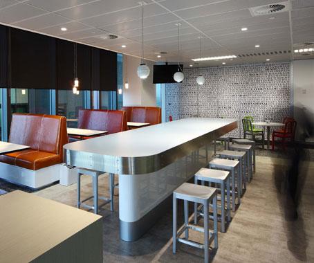 国外办公室设计:澳洲国家交通保险公司 上海写艺办公室装修百科