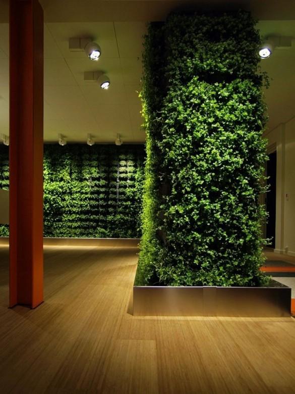 办公设计呼吁环境生态观配图-办公室装修图片2