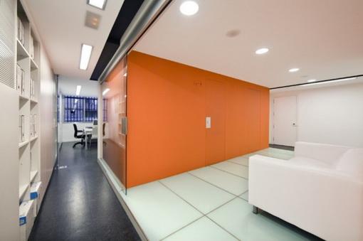 国外办公室设计欣赏:建筑设计工作室