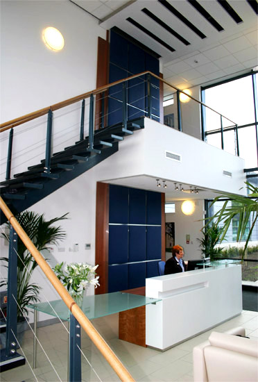 国外办公室设计欣赏:建筑设计