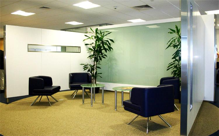 国外办公室设计欣赏:建筑设计配图-办公室装修图片4
