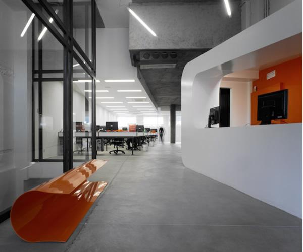 国外办公室设计欣赏:物流货运配图-办公室装修2