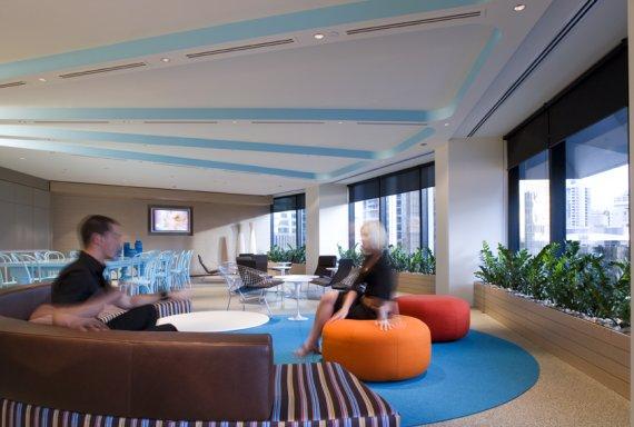 国外办公室设计欣赏:会计师事务所