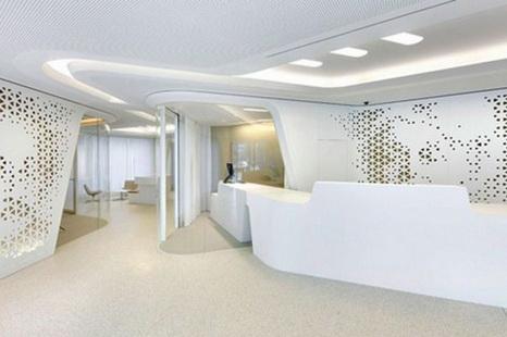 国外办公室设计欣赏:raiffeisen银行