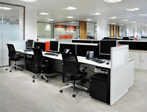 国外办公室设计欣赏:aegis投资