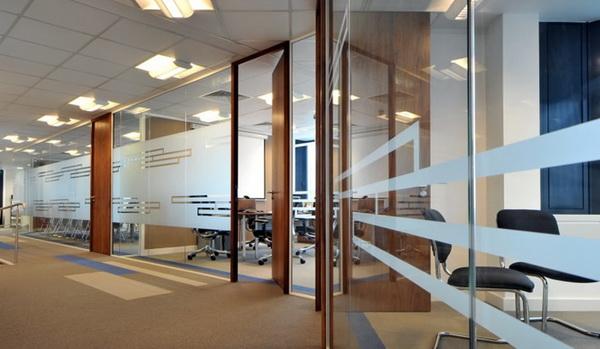 金融咨询公司_国外办公室设计欣赏:Centric Commercial Finance金融
