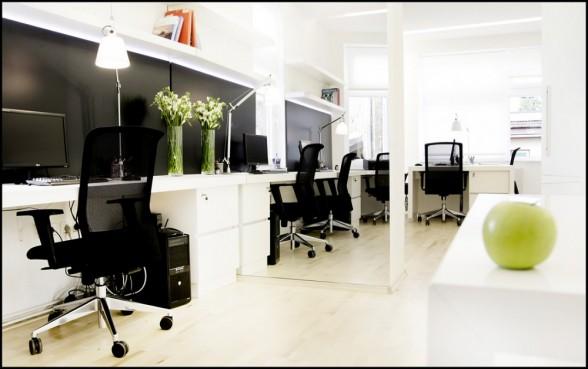 国外办公室设计欣赏:某建筑设计studio
