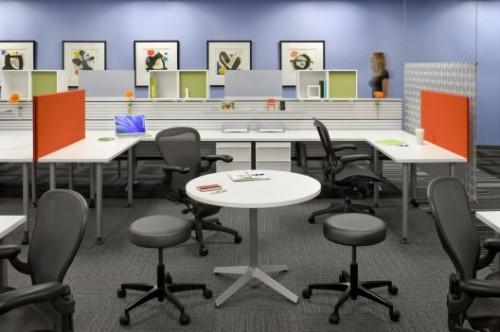 国外办公室装修设计欣赏:ebay电商