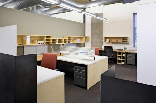 国外办公室装修设计欣赏:turner