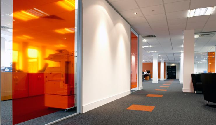国外办公室设计欣赏:jhc科技