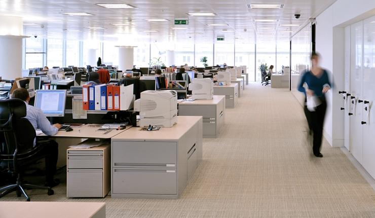 国外办公室装修设计欣赏 cdc