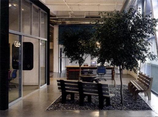 国外办公室装修设计欣赏:kbp广告代理
