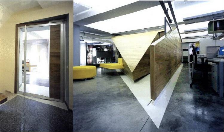 国外办公室装修设计欣赏:rafineri广告公司_商业空间装修 3
