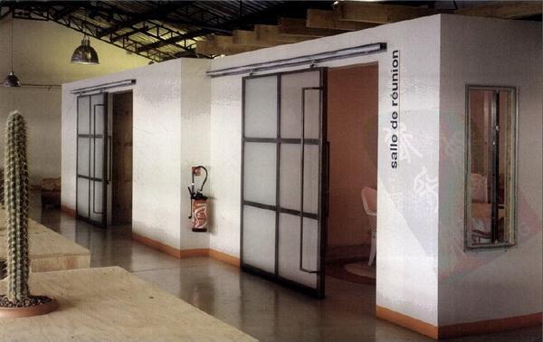 国外办公室装修设计欣赏:enjoy广告公司