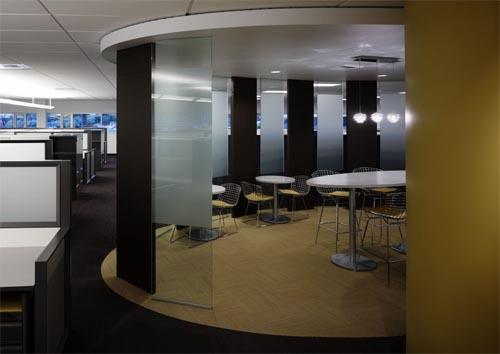 国外办公室装修:providence system 护理