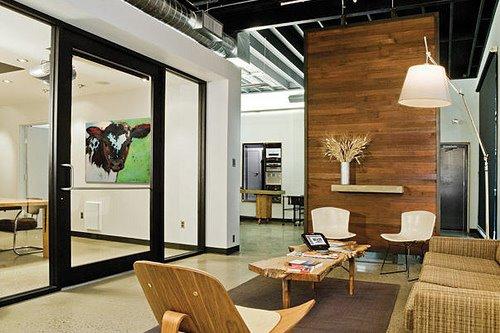 办公室内家具设计