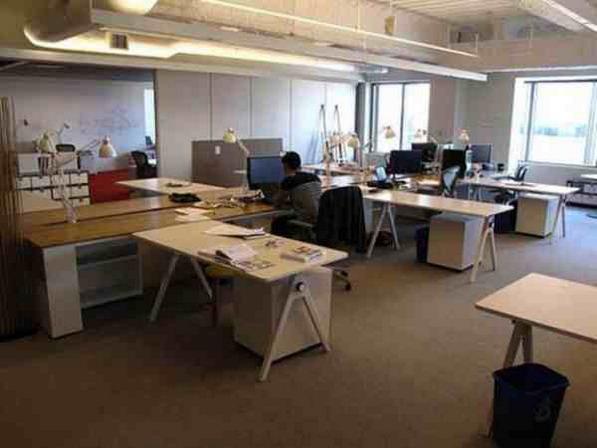 施工检查与竣工验收 办公室装修图