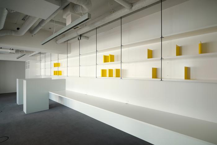 厂房装修设计,可以更好地增加办公人员之间的沟通,而且可以节省空间