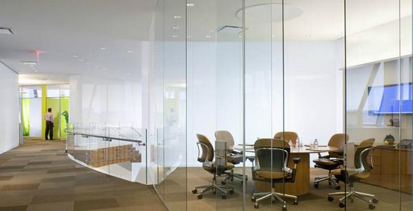 综合型办公空间的设计准备_办公室装修图片