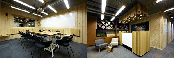 室内空间的设计_办公室装修设计图片