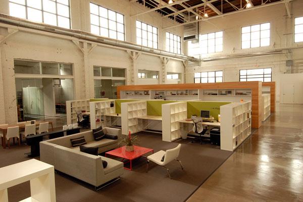 办公室室内装修设计陈设的意义