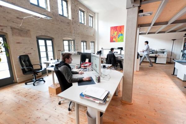 办公室室内设计的表现手法有哪些?